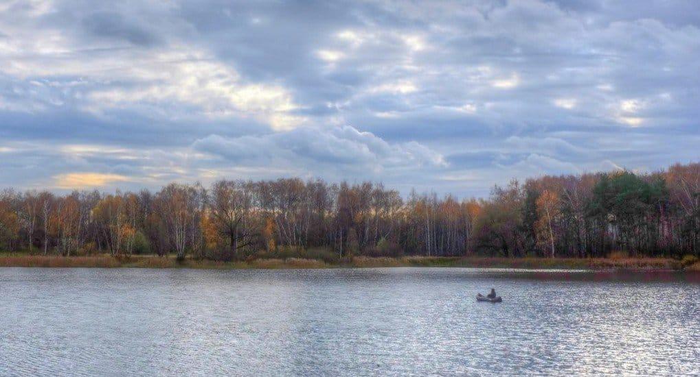 Черное, Белое и Святое озера