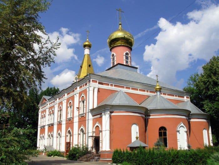 Храм Воскресения Христова на Семеновской, г. Москва