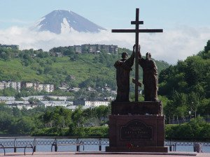 17. 4. Петропавловск-Камчатский.