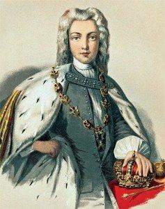 23. 2. Пётр II Алексеевич