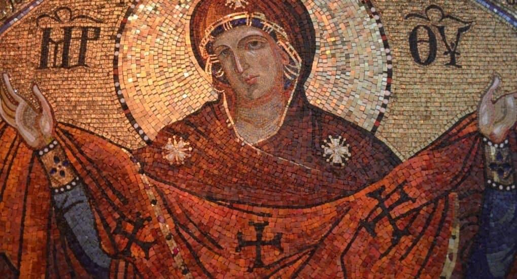 14 октября 2018: Покров Пресвятой Богородицы