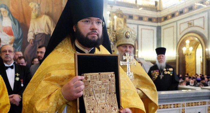 Зарубежными учреждениями Церкви будет управлять архимандрит Антоний (Севрюк)