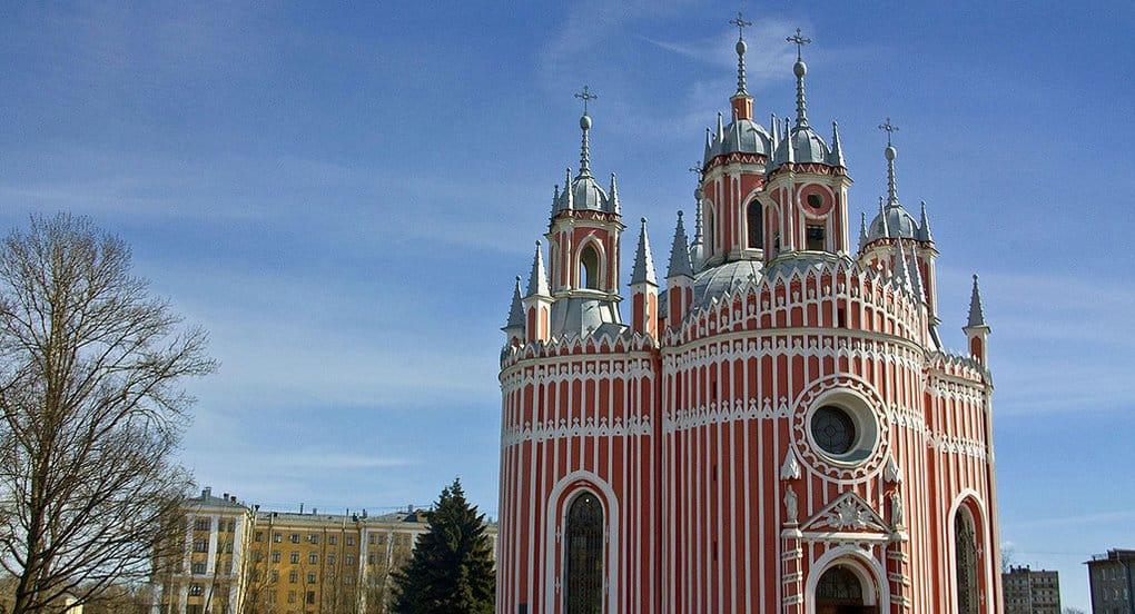 Храму Петербурга Мальтийский орден подарил частицу мощей Иоанна Предтечи