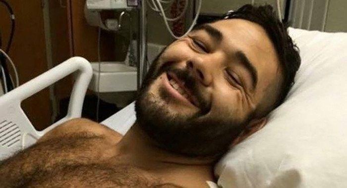 Бывший солдат получил пять пуль, пытаясь остановить орегонского убийцу