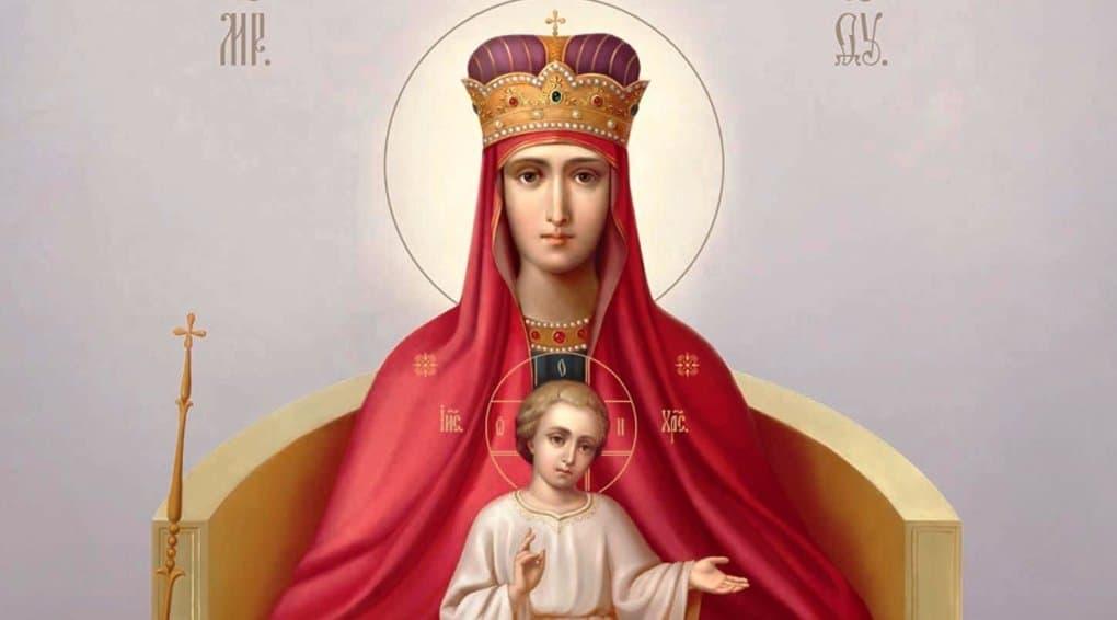 На выставку «Православная Русь. ХХ век» принесут Державную икону Богородицы