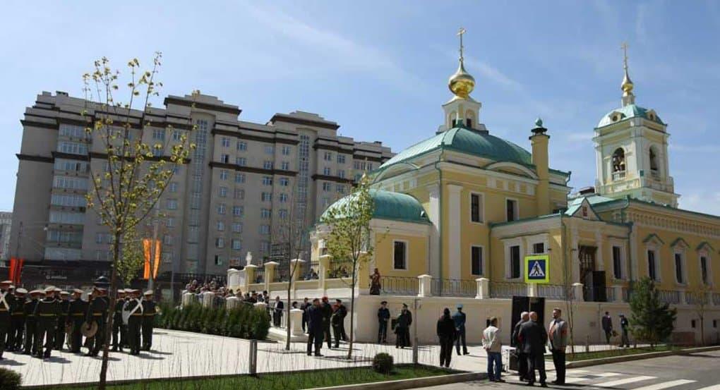 Храм на Преображенке признали главным для Сухопутных войск России