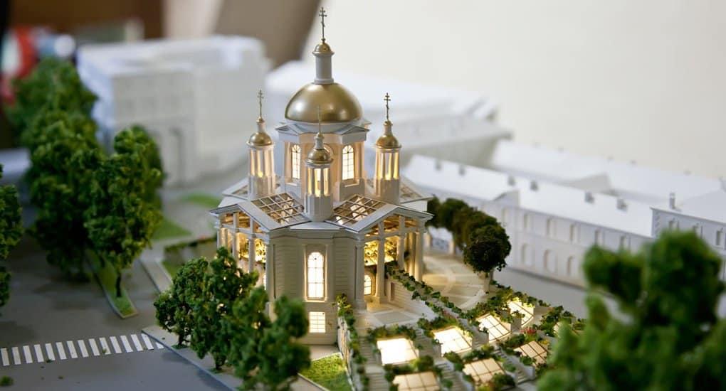 Архитекторы посоревнуются в создании лучших проектов храмов