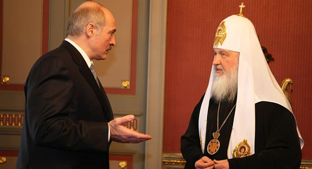 Белорусы высоко ценят заботу патриарха Кирилла об укреплении мира, - Александр Лукашенко