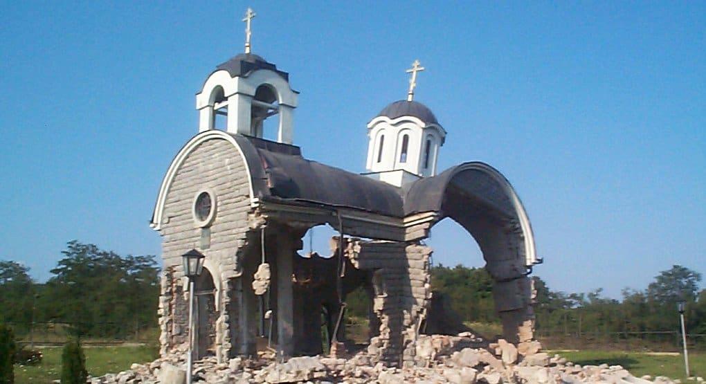 Сербия боится лишиться своих православных святынь в Косово