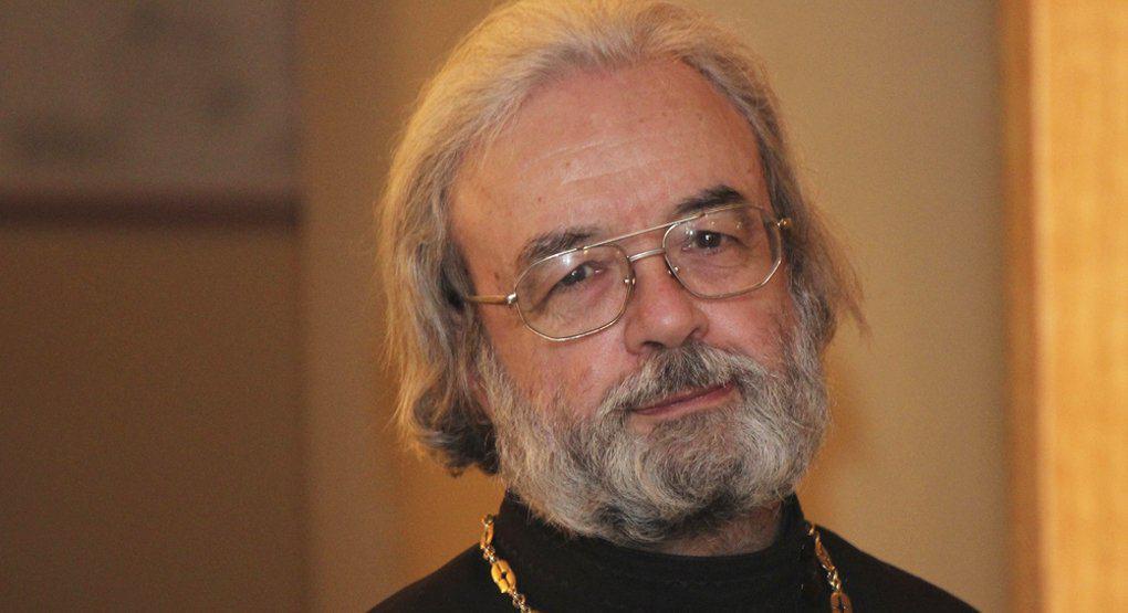 Семью протоиерея Александра Ильяшенко наградили орденом «Родительская слава»