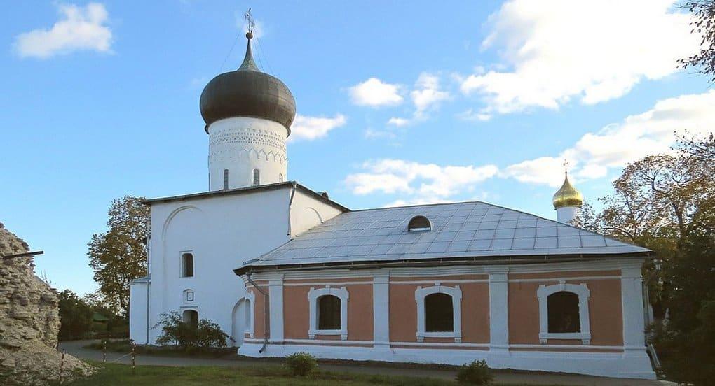 В псковском монастыре нашли фрески XVII века об апокалипсисе