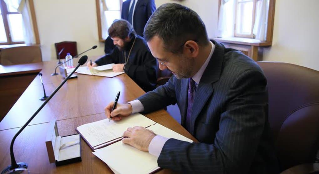 Синодальный информационный отдел будет сотрудничать с Общецерковной аспирантурой