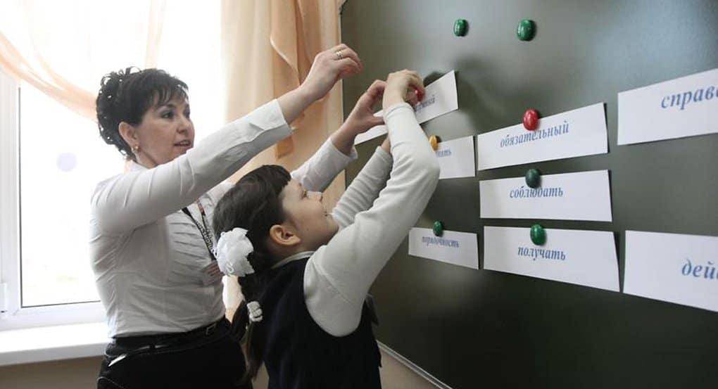 Необходимо создать систему профессионального роста учителей, - Президент