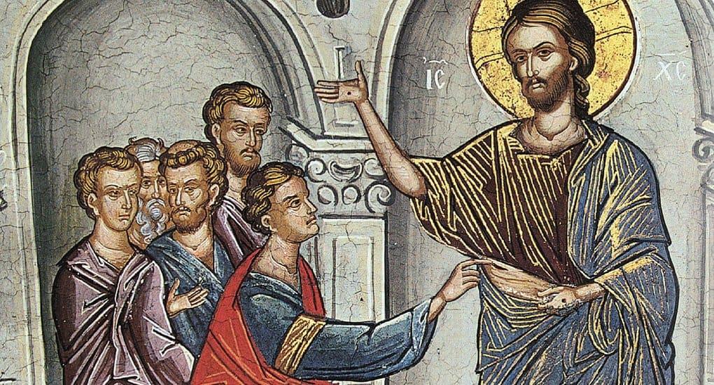 Церковь чтит память святого апостола Фомы