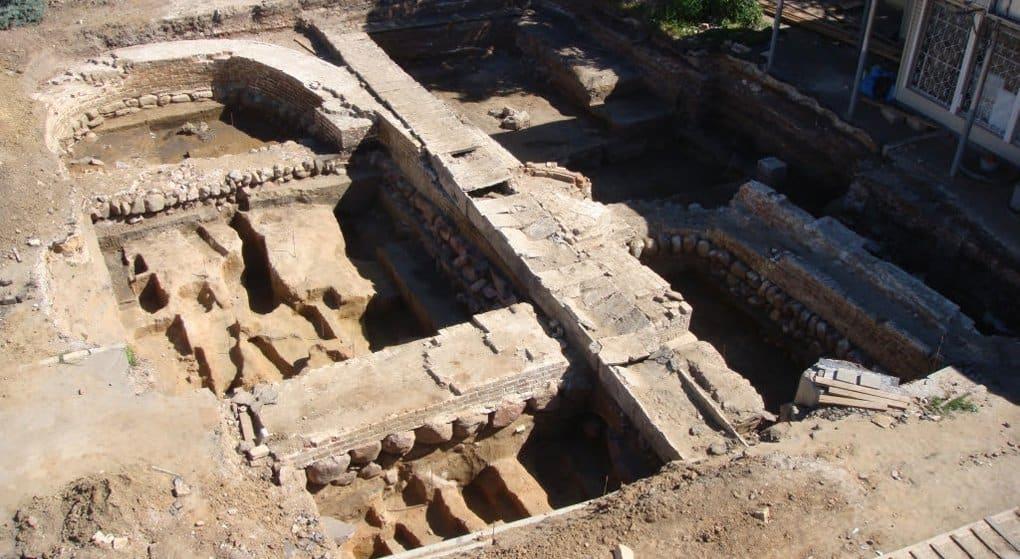 Археологи воссоздали территорию владимирского посада, где стояла церковь