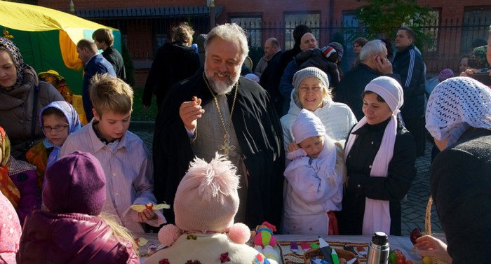 Храм в Тропарево проведет ярмарку социальных проектов