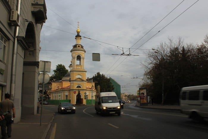фото 15 Церковь Пресвятой Богородицы на Кулишках (1)