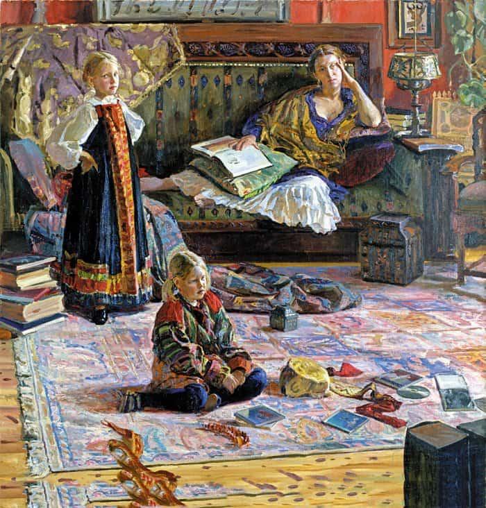 Семейный портрет. 2002