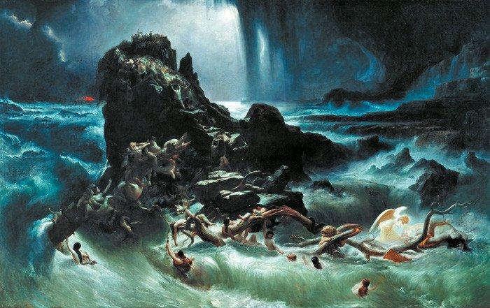 История Библейских катастроф