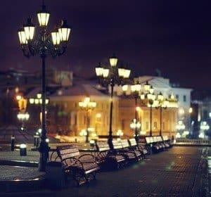 27. 7. Освещение Москвы