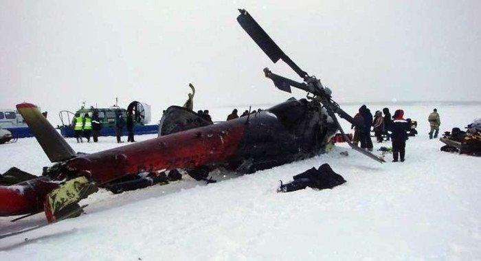 Патриарх Кирилл соболезнует семьям погибших при крушении вертолета МИ-8