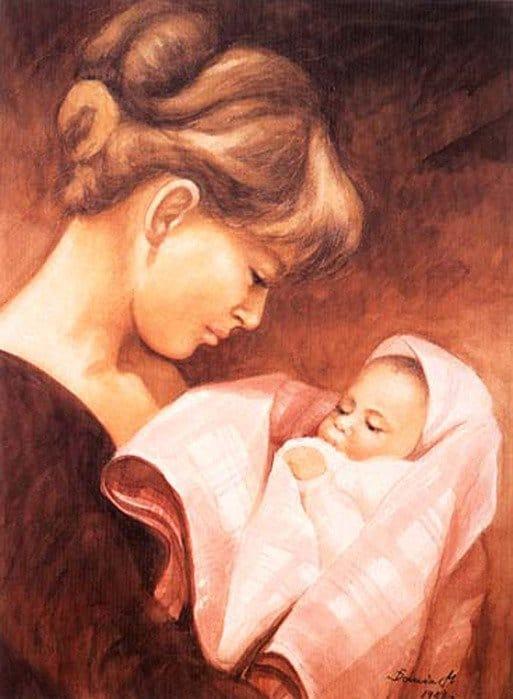 Открытки ко дню матери: Danuta Muszynska-Zamorska