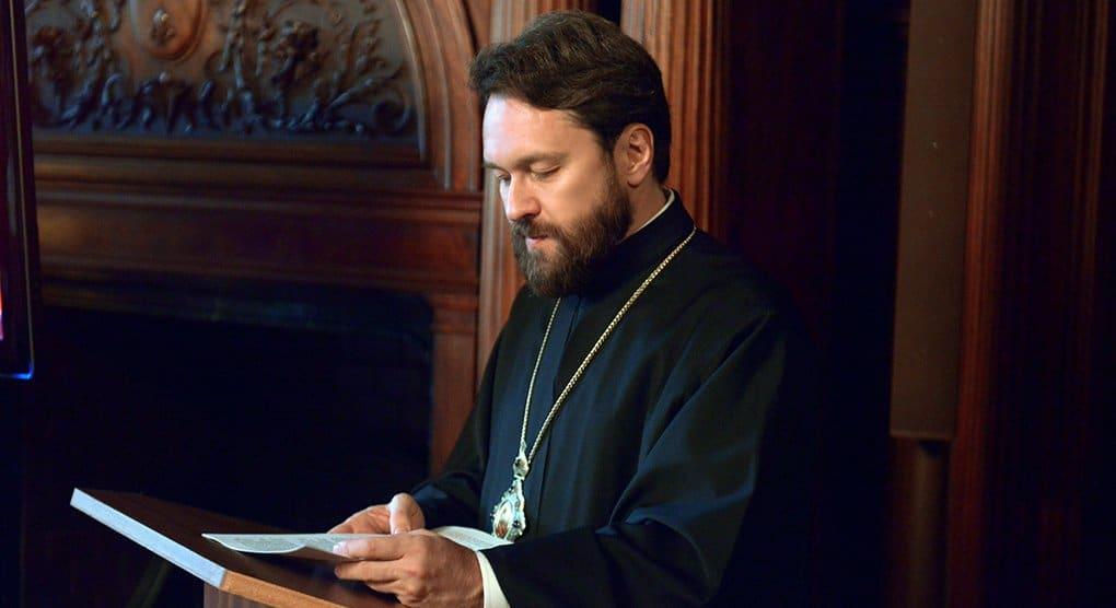 Духовному кризису Европы противостоит только христианская этика, - митрополит Иларион