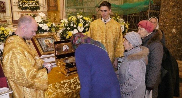 Завершается принесение мощей князя Владимира по городам России и Беларуси