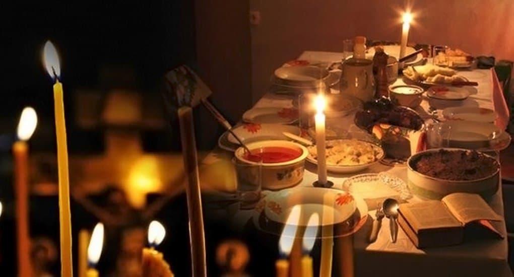 Православные отмечают заговение на Рождественский пост