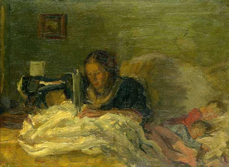 Открытки ко дню матери: Шурпин Ф. С. В войну