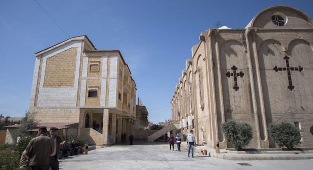 Христиане защищают от боевиков древний город, упоминаемый в Библии