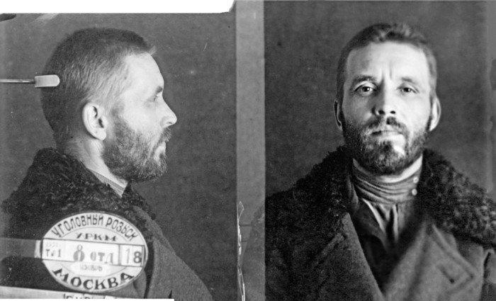 Иеромонах Гавриил (Гур) Москва, Таганская тюрьма. 1937