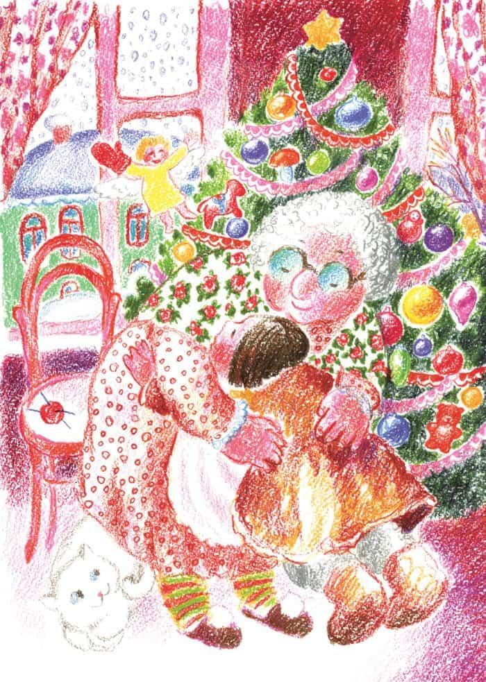 Рисунок Наталии Кондратовой