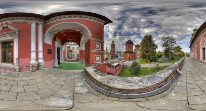 Виртуальная экскурсия: Высоко-Петровский монастырь