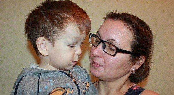 Трехлетнему малышу нужна срочная помощь