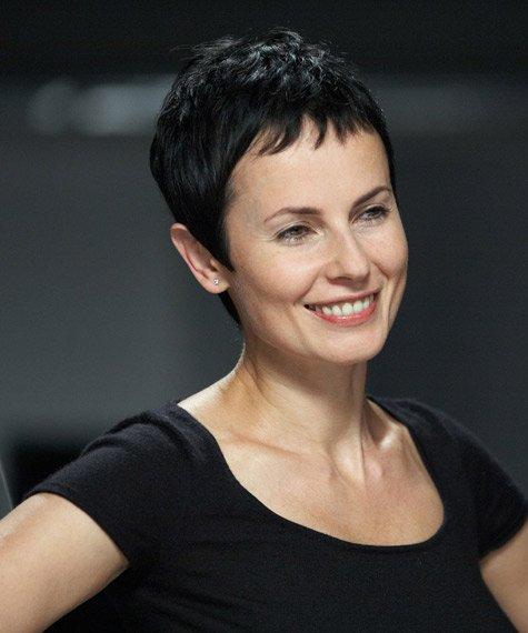 Актриса с короткой стрижкой россия фото
