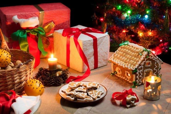 Фото Рождества: свечи