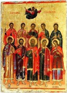 5.1. Критские мученики