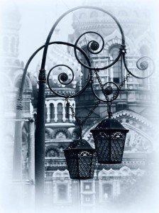 5.7.Уличные фонари Москвы