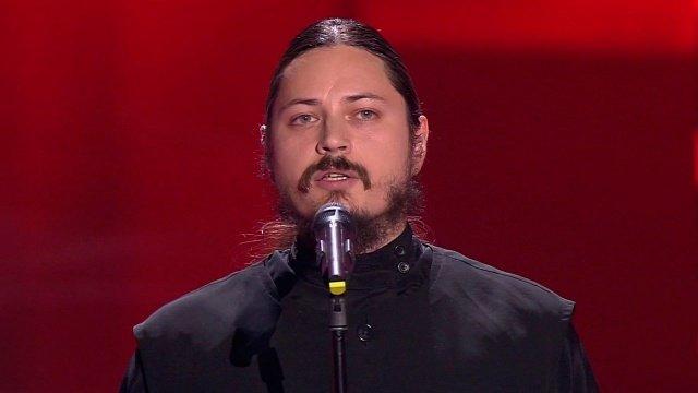 Патриарх поздравил отца Фотия с победой на шоу «Голос»