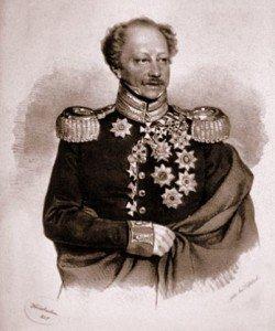 полковник Фридрих Карл фон Тоттенборн