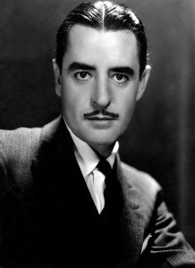 23rd August 1947: Film actor John Gilbert. (Photo by Hulton Archive/Getty Images)