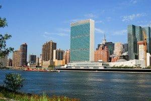 9.7.Здание ООН в Нью-Йорке