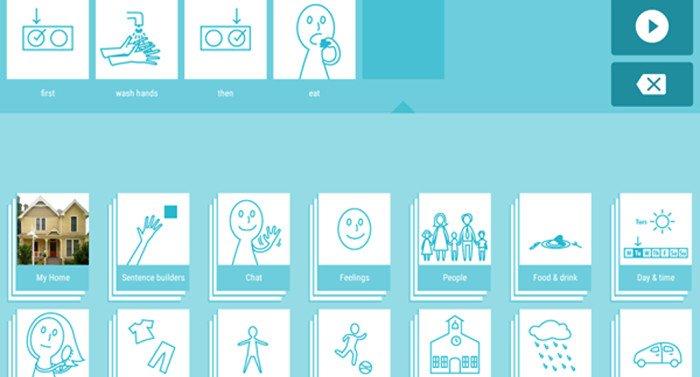 Для общения аутистов разработали специальное приложение