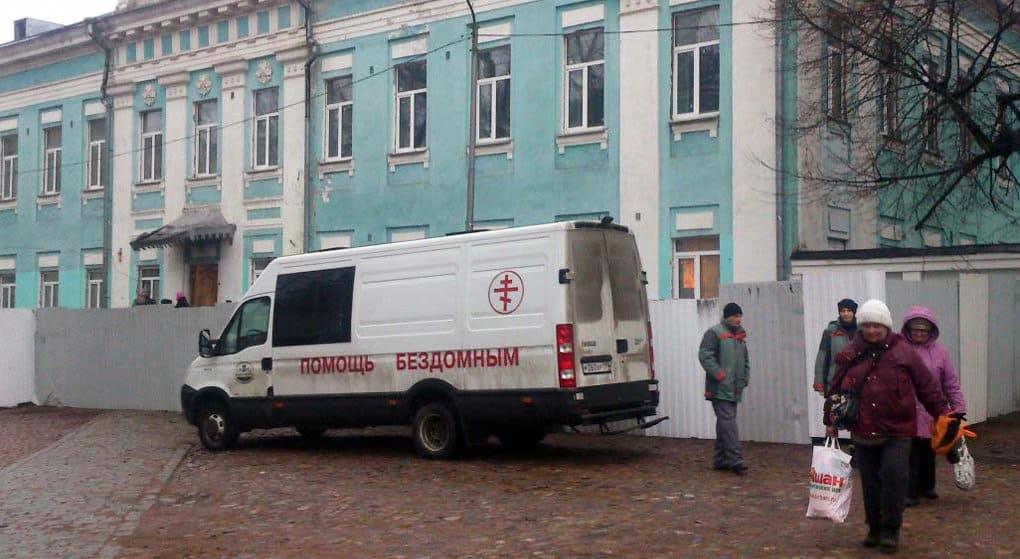 Благотворительный автопробег помог более 200 российским бездомным