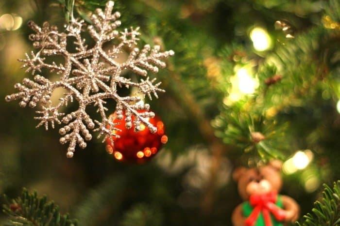 Рождество, игрушки