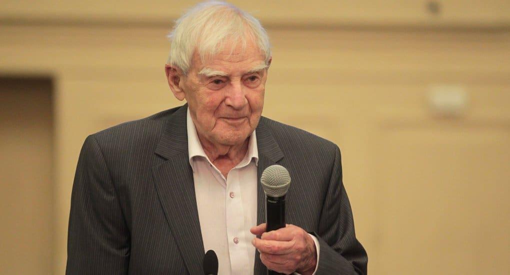 Даниил Гранин победил в первой историко-литературной премии «Клио»