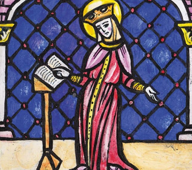 Екатерина — невеста Христова