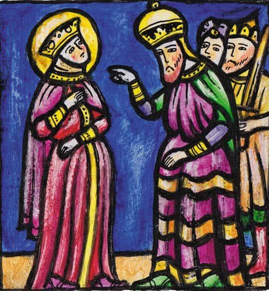 Екатерина — невеста Христова - фото 6