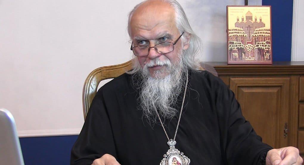 Социальные работники должны стать самой любовью, - епископ Пантелеимон